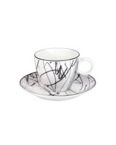 CUP & SAUCER 20 CL CAPPUCCINO