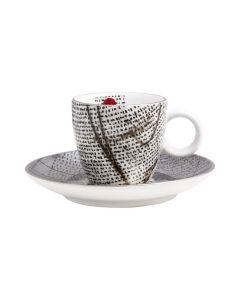 CUP & SAUCER ESPRESSO