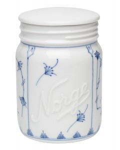 NORGES GLASS W / LID 135CL